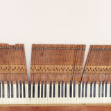 Piano Key Shelf Display