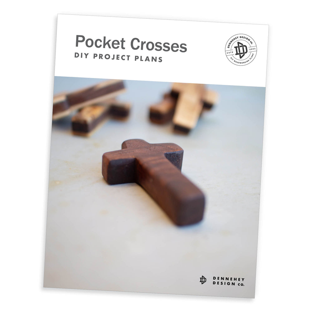 Pocket Crosses DIY Project Plans
