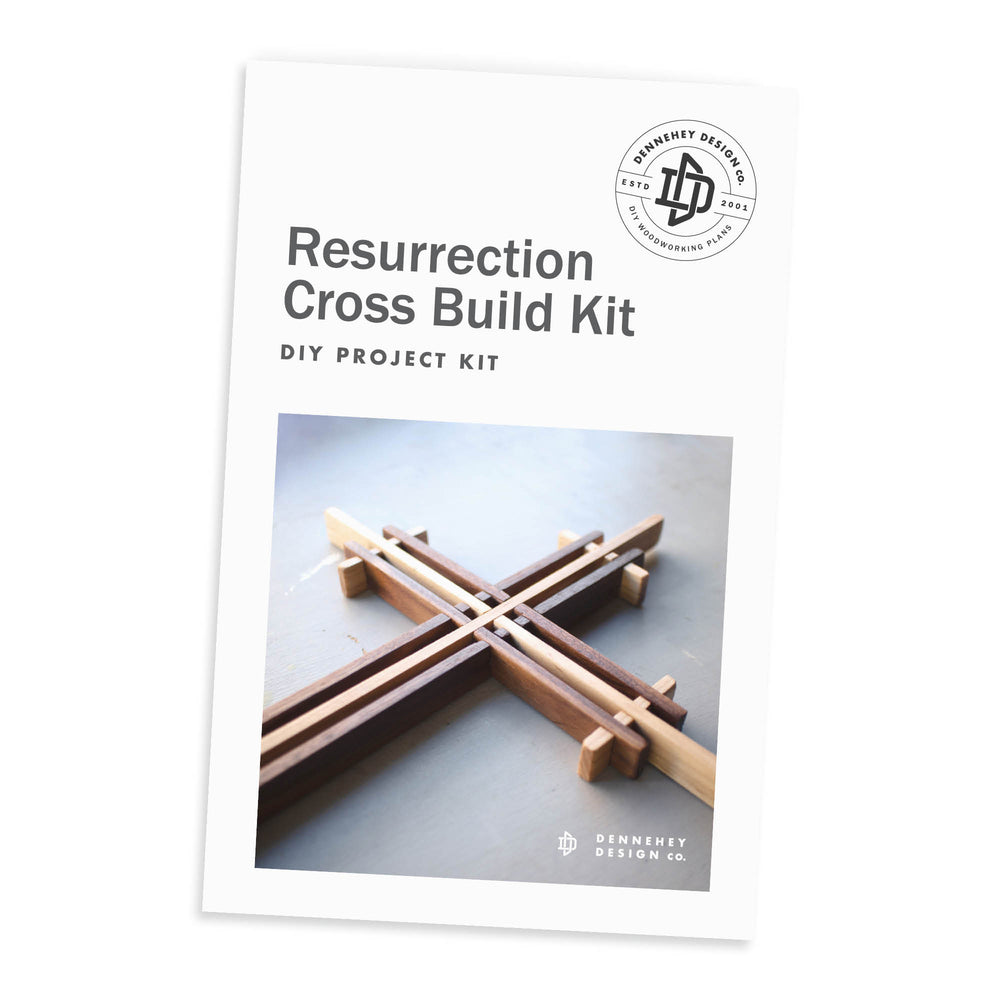 Resurrection Cross Build Kit