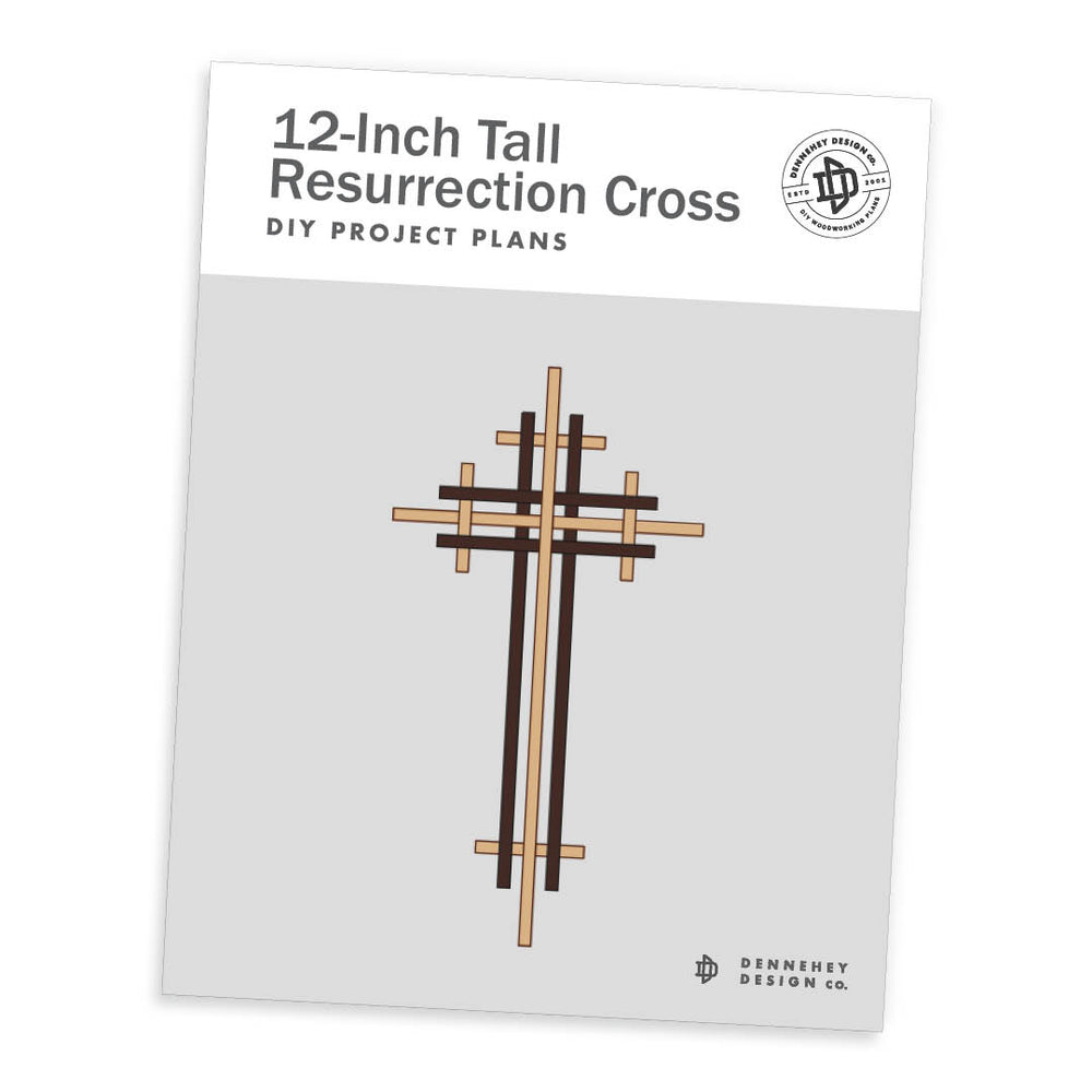 Resurrection Cross DIY Plans