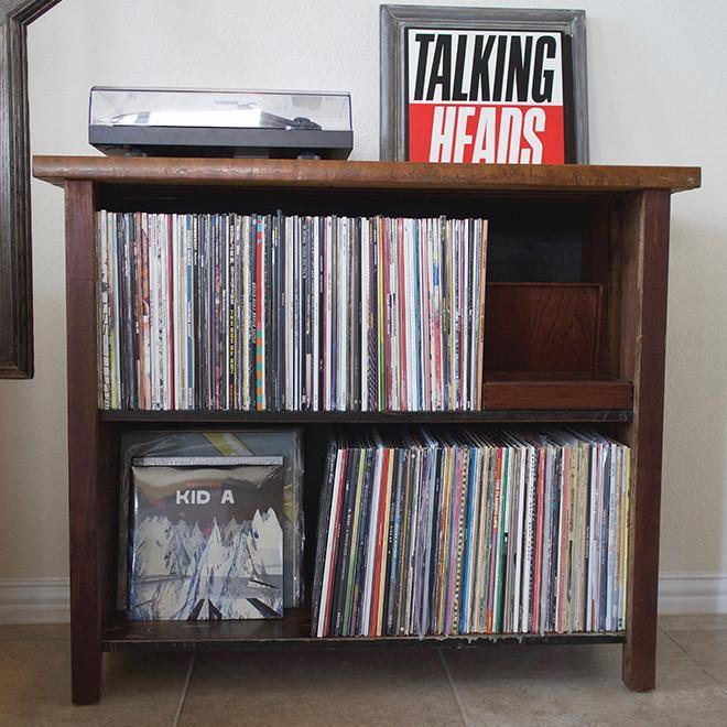 Best How to Store Vinyl LP records Storage Solution