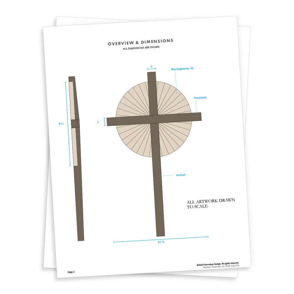 Radiant Cross Project Plans