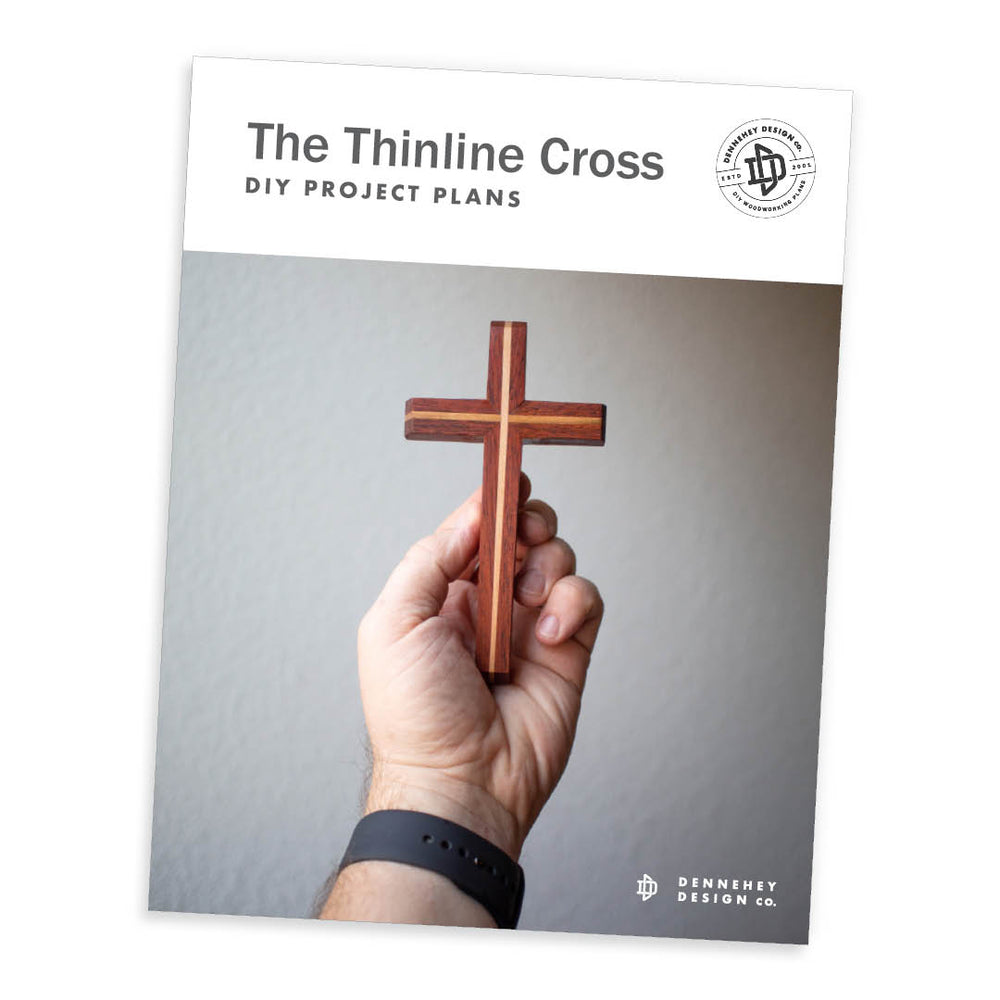 Thinline Cross DIY Project Plans