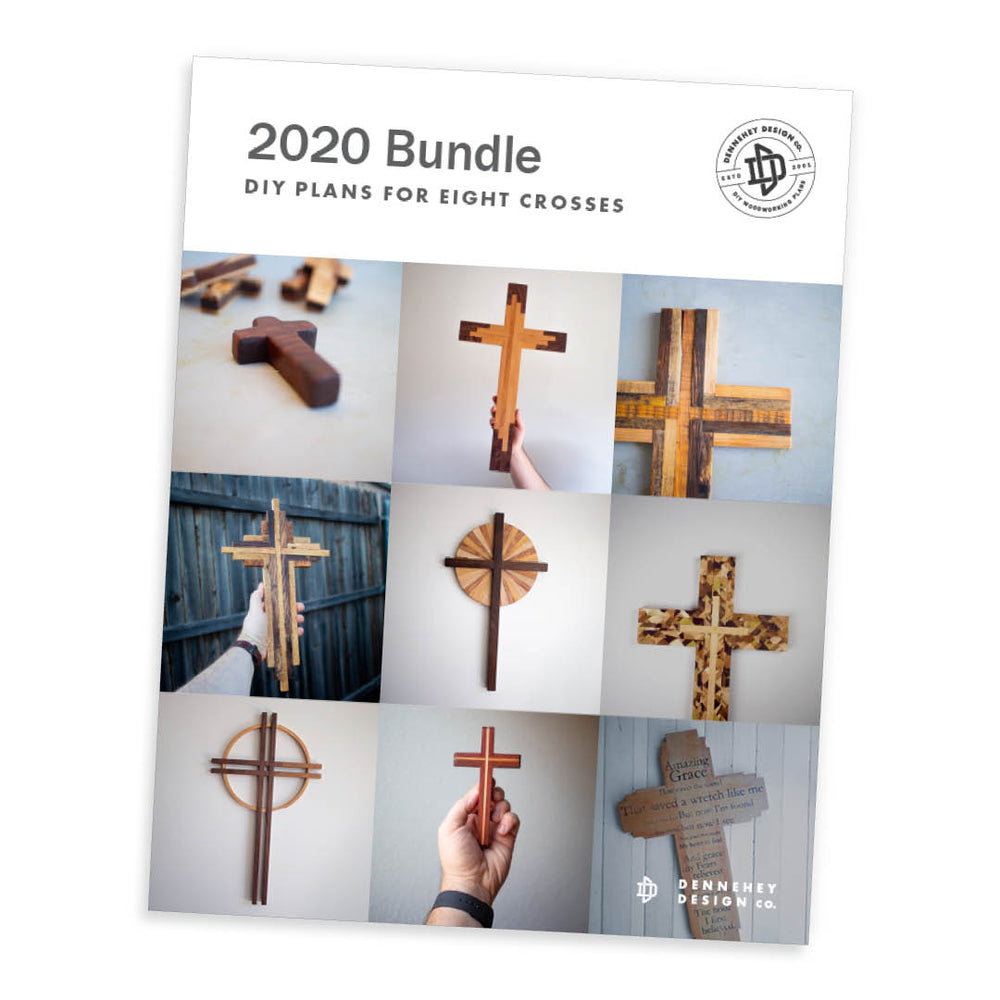 2020 Project Plan Bundle » Eight Crosses