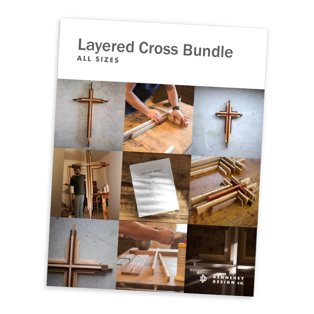 Layered Cross Plan Bundles