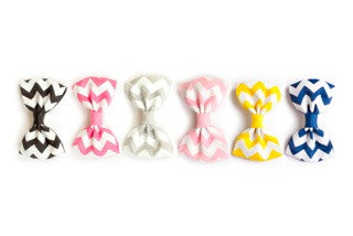 Set of 6 Chevron Clips