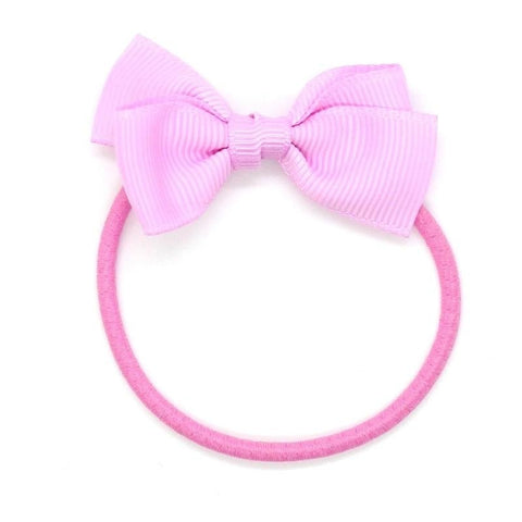 Small Bow Elastic - Tulip