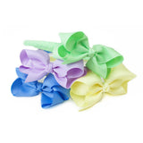 Bow Headband Green