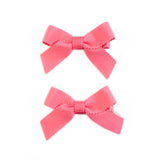 Lauren Bow Coral Pair