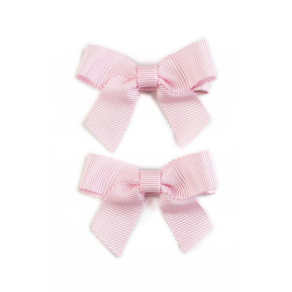 Lauren Bow Light Pink Pair