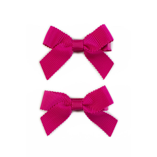 Lauren Bow Hot Pink Pair