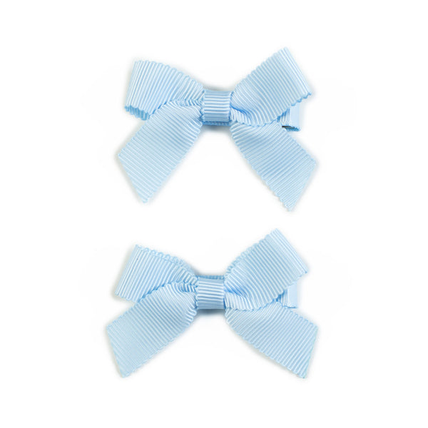 Lauren Bow Sky Pair