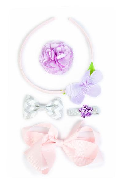 Special Assortment Set Light Pink and Lavender