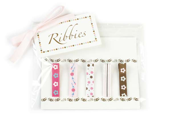 Hair Clip Gift Set - Claire