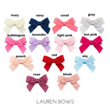 Lauren Bow Red Pair