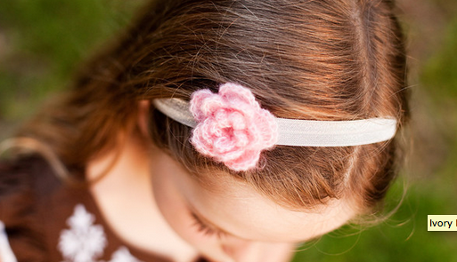 Elastic Headband Set of 5