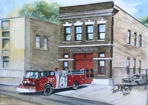 CFD Old Engine 117