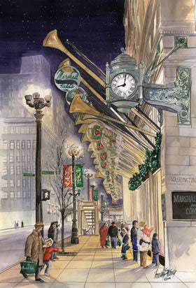 Marshall Fields