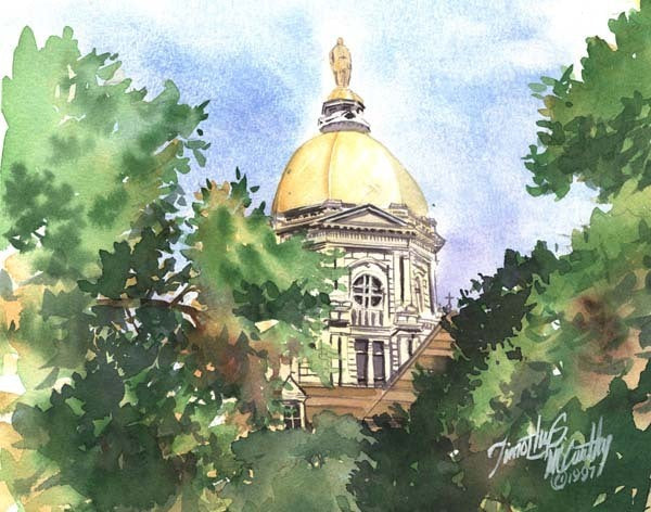Notre Dame - The Dome