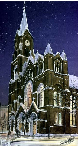 Saint Michaels - Old Town Midnight Mass
