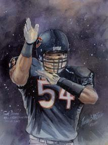 Chicago Bears Urlacher