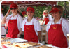Piast Staff at Polish Festival