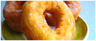 Fried Doughnuts