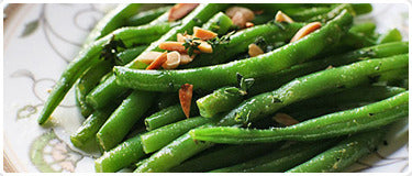 Green Beans & Almonds