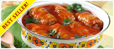 Stuffed Cabbage with Meat Meal