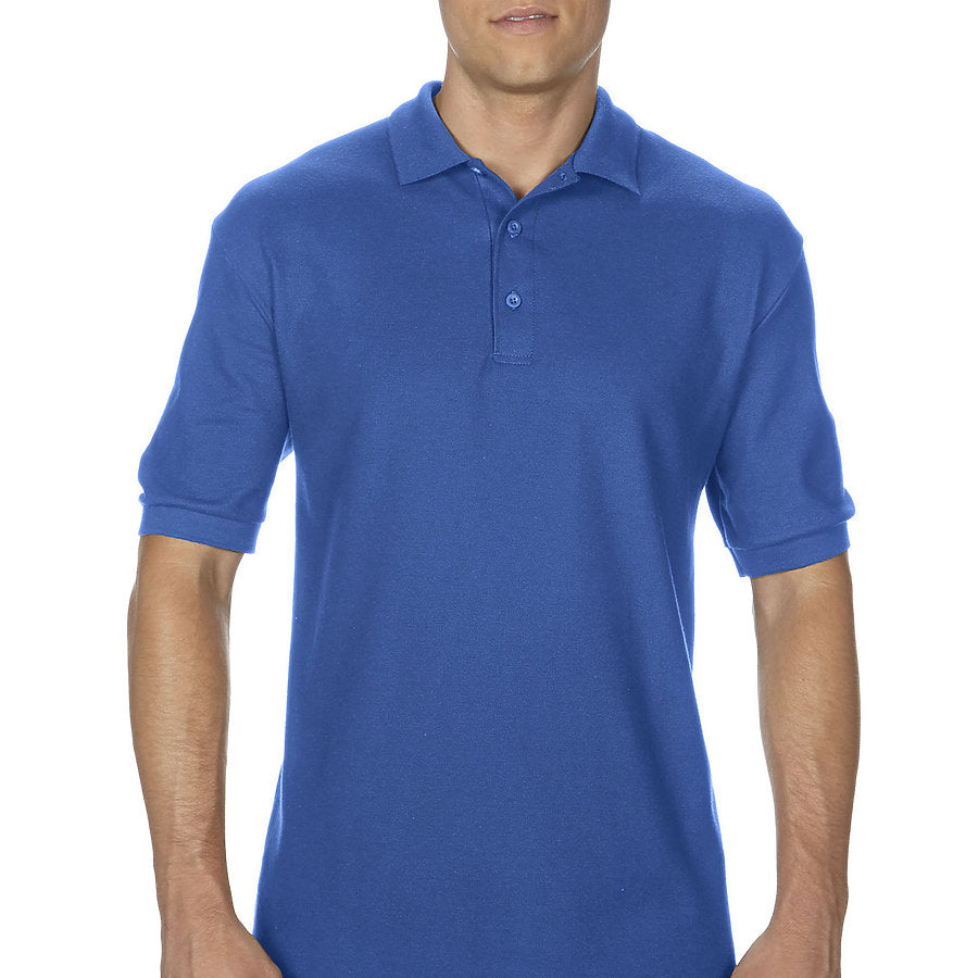 Product image of Royal Gildan 82800 - Adult Double Piqué Sport Shirt