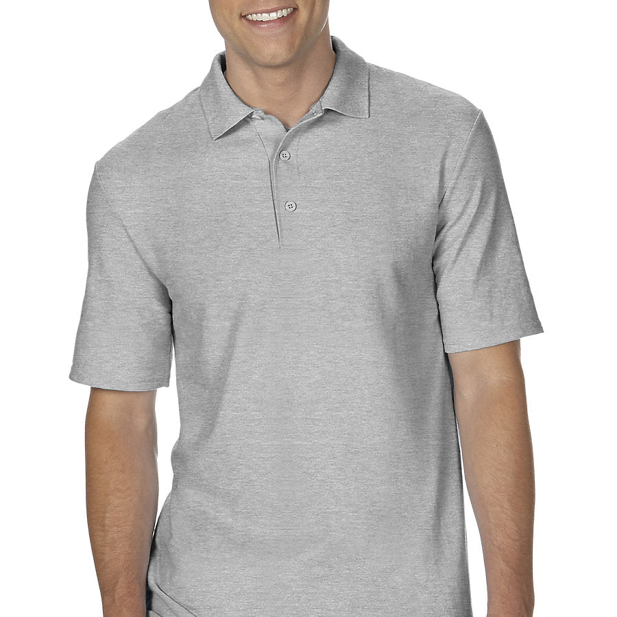 Product image of Sport Grey Gildan 72800 - Adult Double Piqué Sport Shirt