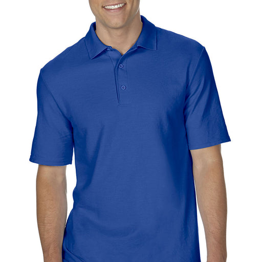 Product image of Royal Gildan 72800 - Adult Double Piqué Sport Shirt