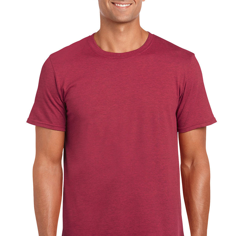 Product image of Antique Cherry Red Gildan 64000 - Adult Softstyle® T-Shirt