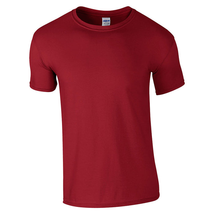 Product image of Cardinal Red Gildan 64000 - Adult Softstyle® T-Shirt