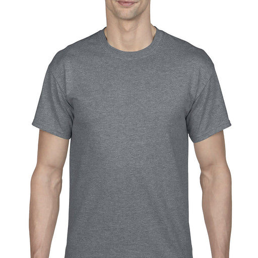Product image of Graphite Heather Gildan 8000 - Adult DryBlend® T-Shirt