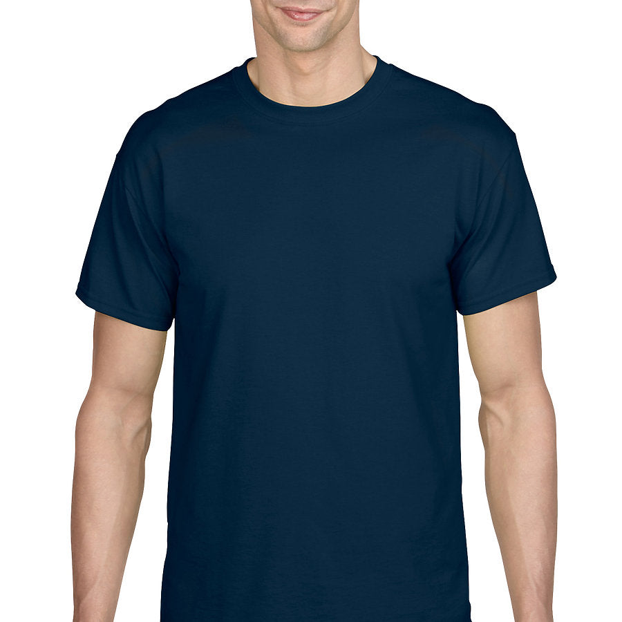 Product image of Navy Gildan 8000 - Adult DryBlend® T-Shirt