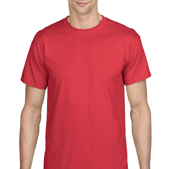 Product image of Red Gildan 8000 - Adult DryBlend® T-Shirt