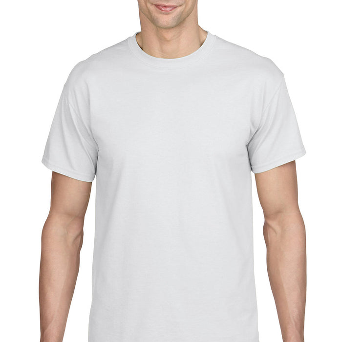 Product image of White Gildan 8000 - Adult DryBlend® T-Shirt