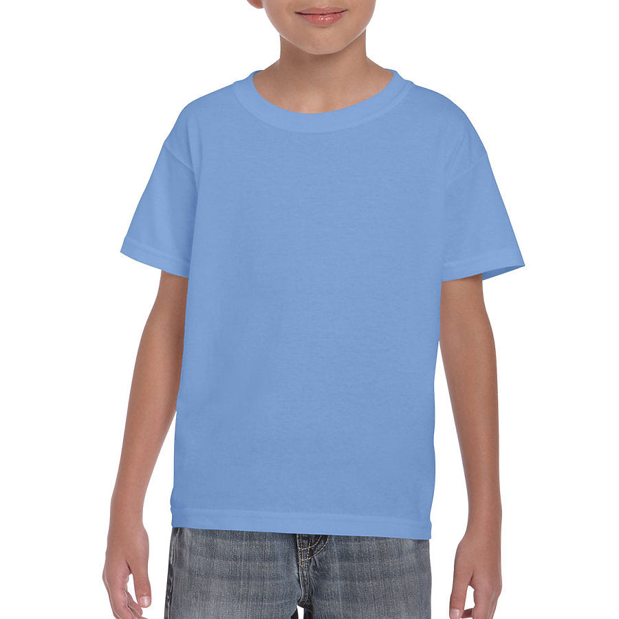 Product image of Carolina Blue Gildan 8000B - Youth DryBlend® T-Shirt