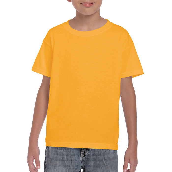 Product image of Gold Gildan 8000B - Youth DryBlend® T-Shirt