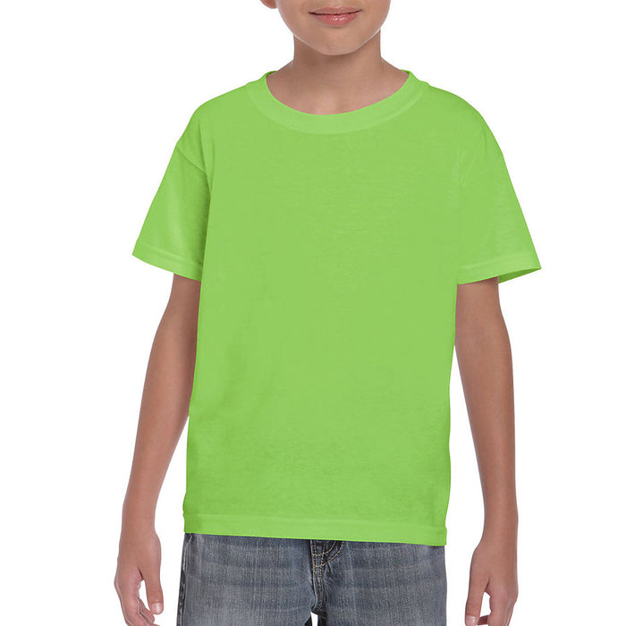 Product image of Lime Gildan 8000B - Youth DryBlend® T-Shirt