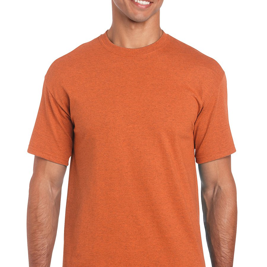 Product image of Antique Orange Gildan 5000 - Adult Heavy Cotton T-Shirt