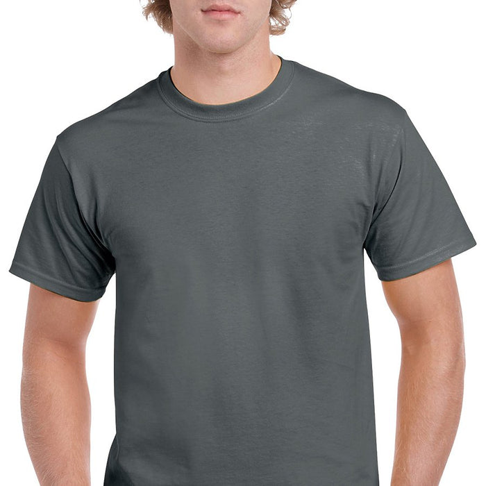 Product image of Charcoal Gildan 5000 - Adult Heavy Cotton T-Shirt