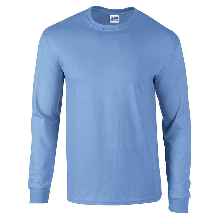Product image of Carolina Blue Gildan 2400 - Adult Ultra Cotton® Long Sleeve T-Shirt