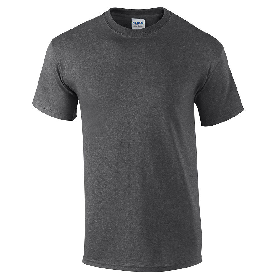 Product image of Dark Heather (50/50) Gildan 2000 - Adult Ultra Cotton® T-Shirt