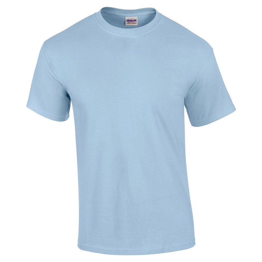 Product image of Light Blue Gildan 2000 - Adult Ultra Cotton® T-Shirt