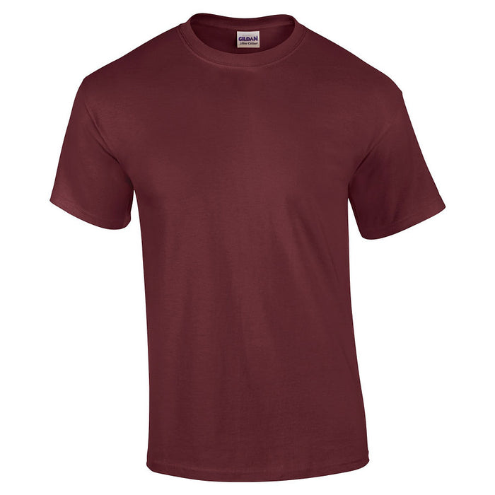 Product image of Maroon Gildan 2000 - Adult Ultra Cotton® T-Shirt