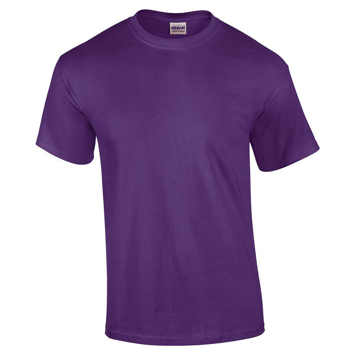 Product image of Purple Gildan 2000 - Adult Ultra Cotton® T-Shirt