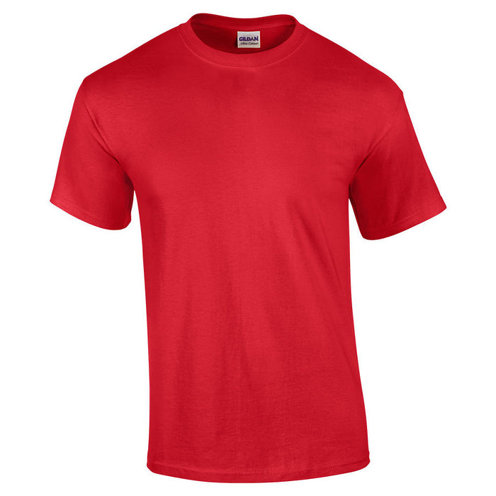 Product image of Red Gildan 2000 - Adult Ultra Cotton® T-Shirt