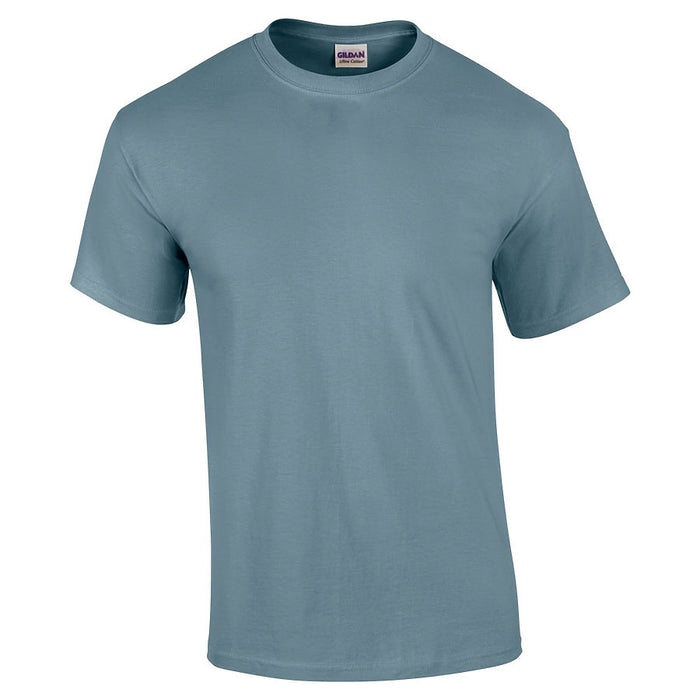 Product image of Stone Blue Gildan 2000 - Adult Ultra Cotton® T-Shirt